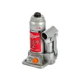 Домкрат гидравлический MATRIX 50760, бутылочный, 2 т, высота подъема 158-308 мм Ош