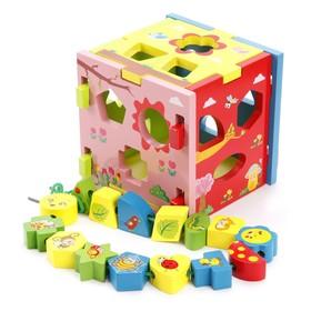 Игровой центр Mapacha «Радужный кубик»