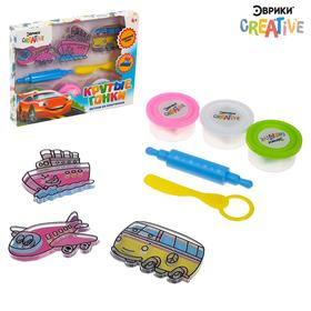 """EUREKA Stained clay """"Cool racing"""" SL-02790"""