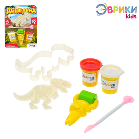 "EUREKA Set to play with plasticine ""Dinolend"", SL-02879"