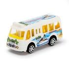 Автобус инерционный, цвета МИКС - фото 106528389