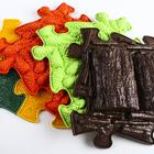 Детский массажный коврик Лесной, 12 модулей, цвет Микс - фото 1868113