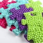 Детский массажный коврик «Морской», 14 модулей, цвет Микс - фото 76553168