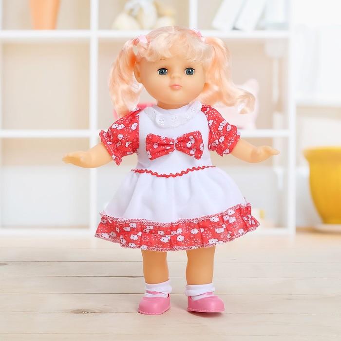 "Кукла ""Алина"" с аксессуарами, МИКС"