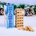 """Падающая башня """"Новогодняя башня - Лёд"""""""
