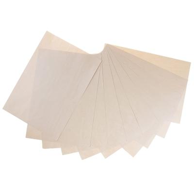 """Бумага для творчества фактурная """"Морозный узор кремовый"""" А4, набор 100 листов"""