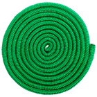Skipping rope for gymnastics 3 m color emerald