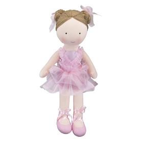 Кукла текстильная Мир детства «Балерина»
