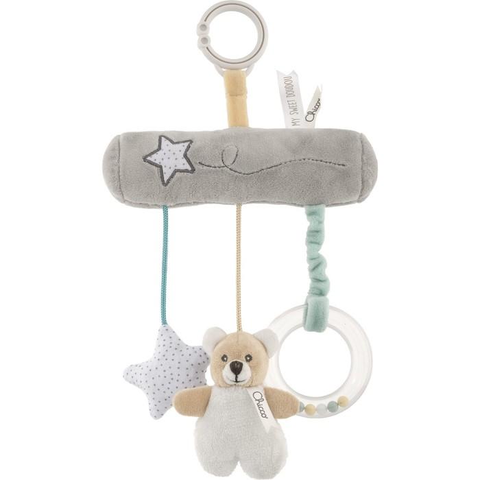 Игрушка-подвеска Chicco Teddy Bear, от 0 месяцев