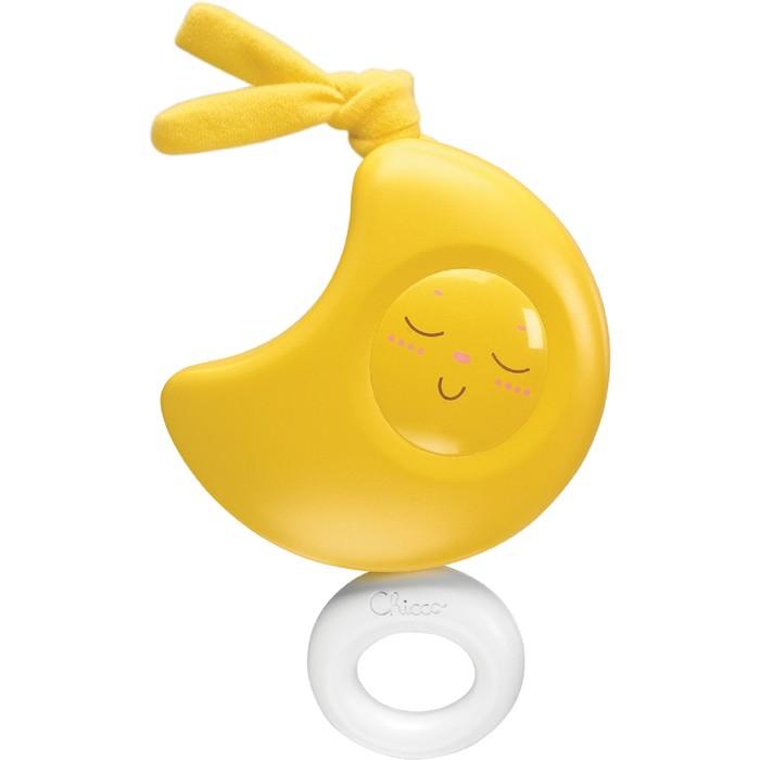 Игрушка-подвеска музыкальная Chicco «Луна», от 0 месяцев