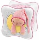 Игрушка-проектор в виде куба Chicco «Радуга», цвет розовый, от 0 месяцев