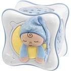 Игрушка-проектор в виде куба Chicco «Радуга», цвет голубой, от 0 месяцев