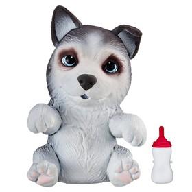 Интерактивная игрушка Cквиши-щенок «Хаски»
