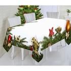 Скатерть «Праздничный стол», размер 145 × 180 см