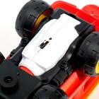 Конструктор винтовой «Паровоз», с электр. шуруповертом, р/у, 28 деталей - фото 105577707