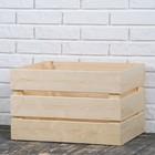 Ящик деревянный, 48х30х37 см