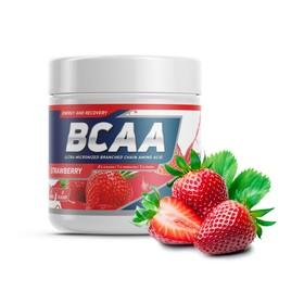 BCAA 2:1:1 Geneticlab, клубника, 50 порций/250 г.