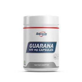 Капсулы Guarana Geneticlab