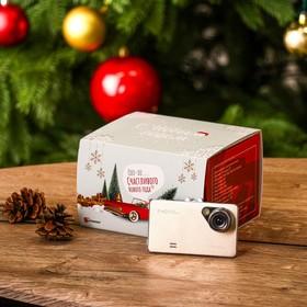 """Видеорегистратор TORSO """"Новый год"""", разрешение HD 1920x1080P, TFT 2.7, угол обзора 90°"""