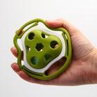 Набор погремушек «Маленькая Сова», 3 предмета, цвет МИКС - фото 105530769