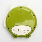 Погремушка музыкальная «Филин», работает от батареек, цвет МИКС - фото 105531044