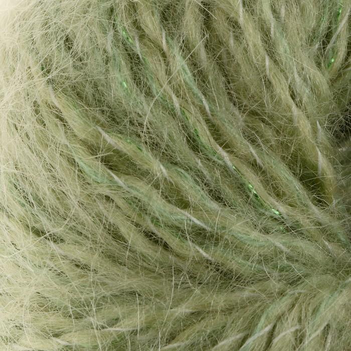 5148 светло-салатовый-белый-зелёный