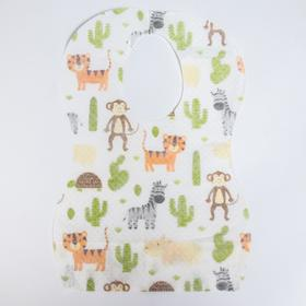 A set of disposable bibs pack of 10