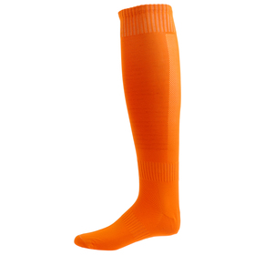 Football leg warmers size 37-40, color orange