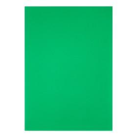 Блокнот А5, 50 листов на склейке «Корпоративный», зелёный