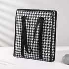 Сумка для рукоделия «Гусиная лапка», 35 × 30 × 7 см