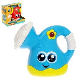 Развивающая игрушка «Забавная лейка», световые и звуковые эффекты, МИКС