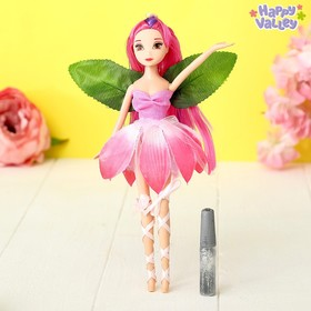 """Doll-fairy """"Fairy of the butterflies"""". IN THE PACKAGE"""