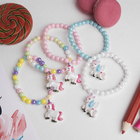 """Bracelet children's """"Vibracula"""" one unicorn's, MIX color"""