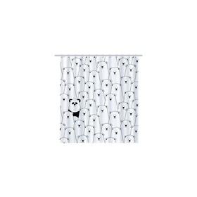 Шторка для ванной Fixsen Panda