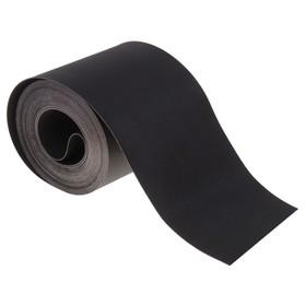 Лента бордюрная 0.15 х 30 м, толщина 1.2 мм, пластиковая, коричневая