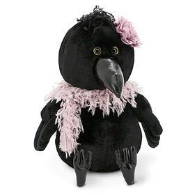 Мягкая игрушка «Ворона Клара: В гламуре», 20 см