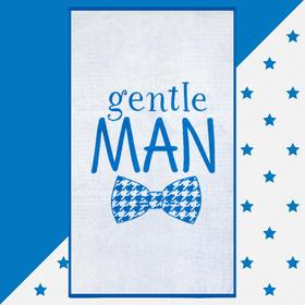 """Полотенце махровое """"Этель"""" Gentleman, 70х130 см, 100% хлопок, 420гр/м2"""