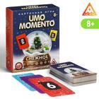 Новогодняя игра «UMOmomento. Снежное», 70 карт