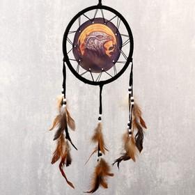 """Ловец снов """"Огненный орёл"""" d=20 см"""