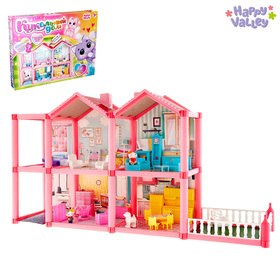"""Дом для кукол """"Кукольный дом"""""""