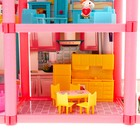 Дом для кукол «Кукольный дом», с мебелью и аксессуарами - фото 105772950