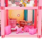 Дом для кукол «Кукольный дом», с мебелью и аксессуарами - фото 105772951