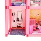 Дом для кукол «Кукольный дом», с мебелью и аксессуарами - фото 105772952