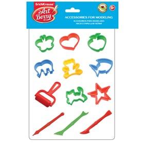 Пластиковые аксессуары для лепки ArtBerry Artisan