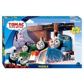 Пазл 360 элементов «Томас и его друзья»