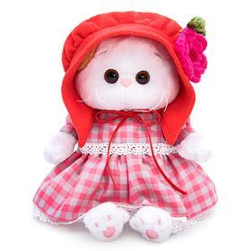 Мягкая игрушка «Ли-Ли BABY» в красной шапочке, 20 см
