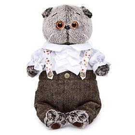 Мягкая игрушка «Басик- романтик» 19 см