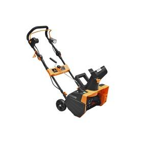 Снегоуборочник CARVER STE 2346L 01.017.00011, 220 В, 2.3 кВт, 46х20 см, 6 м, LED-фара Ош