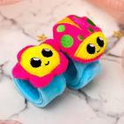 """Набор развивающих игрушек """"Зимние малыши"""": браслетики, подвеска, погремушка - фото 105531903"""