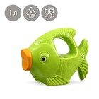 Watering can 1 liter, with a diffuser, fish